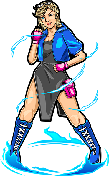 Girl---Ready-to-Fight